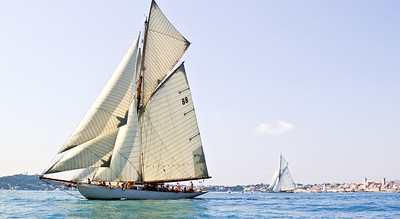 Les Voiles d'Antibes 2010
