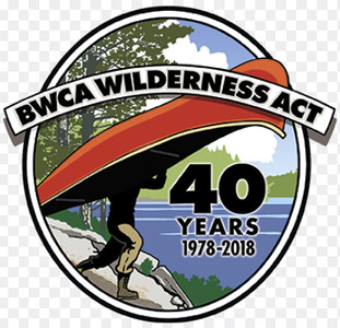 We celebrate 40 year anniversary of the BWCA Wilderness Act of 1978