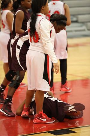 REL Girls Basketball 2015