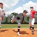 5/1/13 Robert E. Lee Baseball Pitchers by Sarah Miller