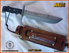 "M1A 9.5 "" Blade Hot Enhanced Custom sheath<br /> check the review <a href=""http://www.relentlessknives.com/m1a.html"">http://www.relentlessknives.com/m1a.html</a>"