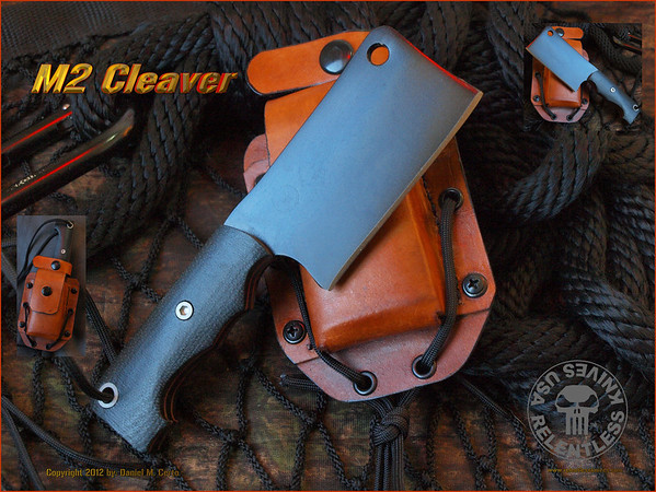 RELENTLESS   M2 CLEAVER