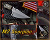 Relentless Knives M2 Scorpion