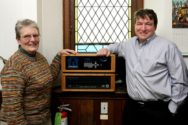 Grace Lutheran gets new chimes