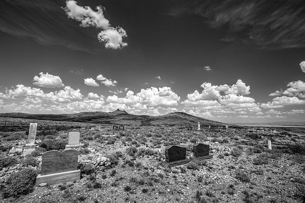 Ghost Town Cemetery