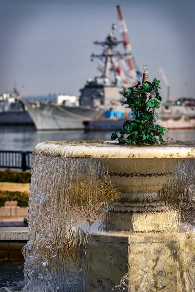 Yokosuka Fountain