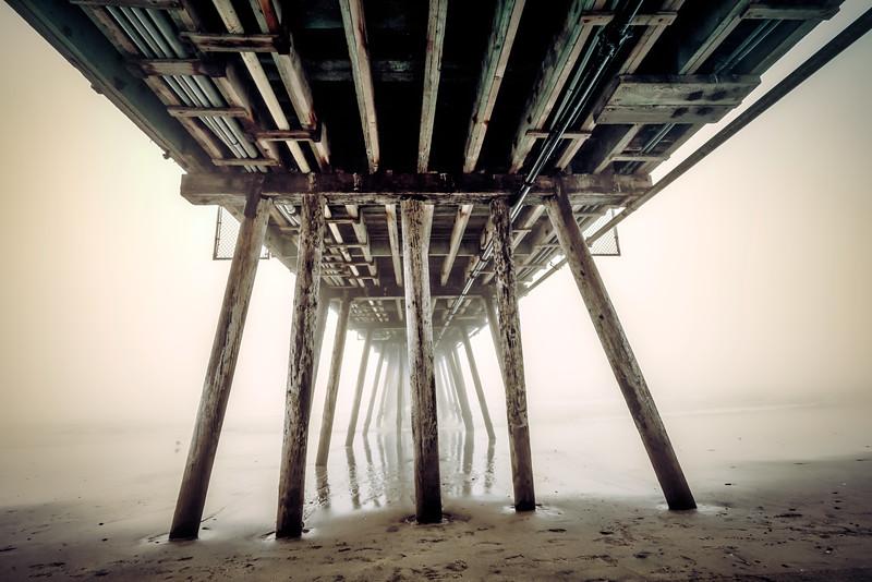 Pier Fog 2