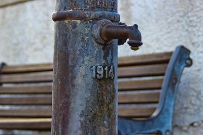 Pugliese Water Spigot
