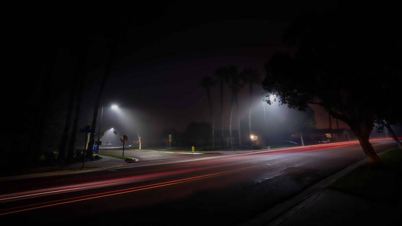 Street Fog 1
