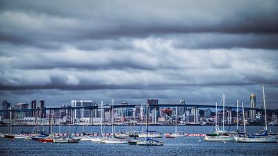 Bay Clouds