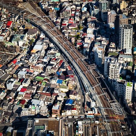 Tokyo Aerial 3