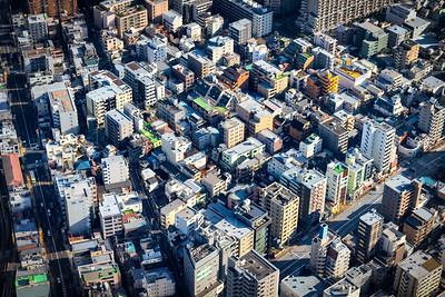 Tokyo Aerial 2