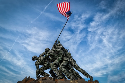 USMC War Memorial 4