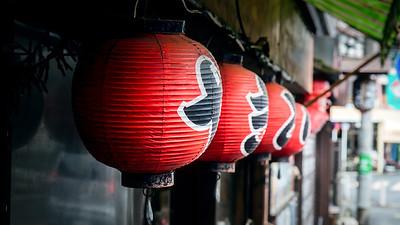 Sidewalk Lamps