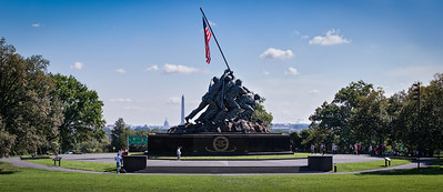 USMC War Memorial 6