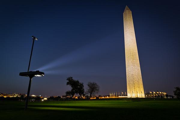 Washington at Night