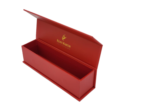 900- 7 x 1.9 x 1.9 Red Long Rectangle Box