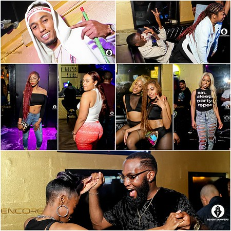 RENDEZVOUS THURSDAYS @ ENCORE ATL 4-19-18