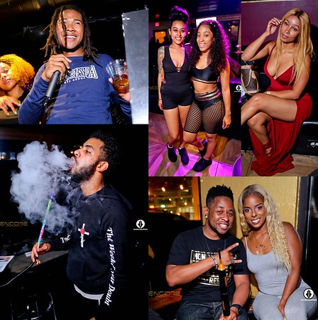 RENDEZVOUS THURSDAYS @ ENCORE LOUNGE 6-7-18