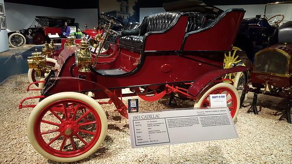 RENO automobile museum