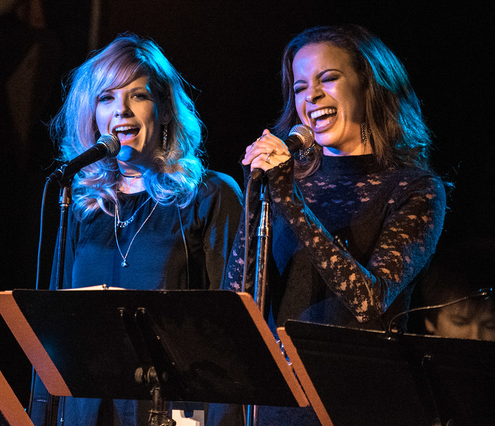 Sheila Coyle & Lexi Lawson