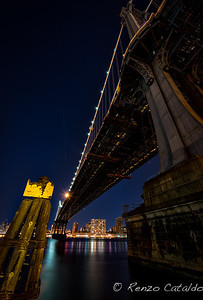 Taken from a secret spot in DUMBO.