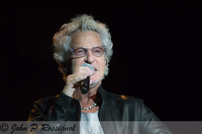 Kevin Cronin lead vocals and rhythm guitar