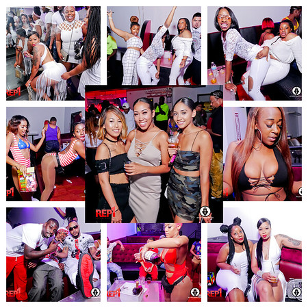 REP1 ALL WHITE PARTY @ BLISS LOUNGE 6-17-18