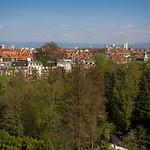 Jardin Botanique de Strasbourg situé au Coeur de la ville.