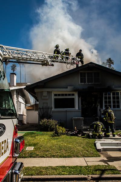 House Fire Alameda