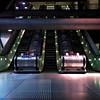 Dans le métro, Tottenham, London