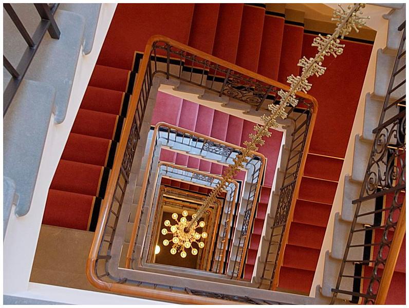 Hôtel Belvue Palace, Gstaad