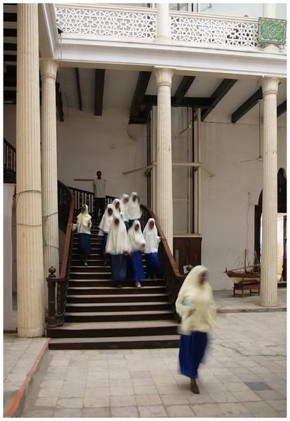 Palais du Sultan, Zanzibar