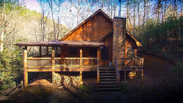 Mountain Top Cabin Rental