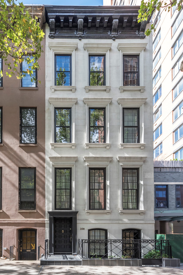 208 East 62nd Street Townhouse