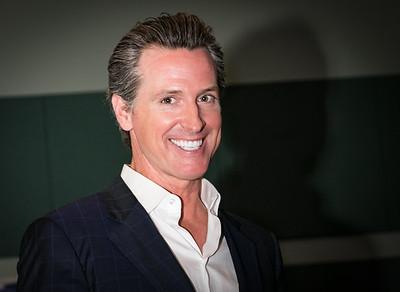 Gavin Newsome