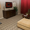 Tunica Gold Strike hotel suite - 2008