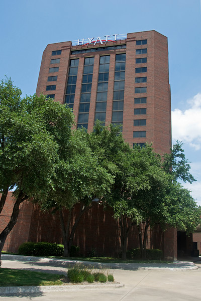 Hyatt Regency in North Dallas