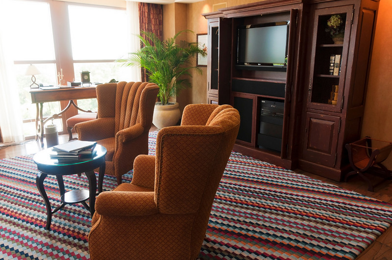 Grapevine Gaylord Texan Resort & Spa 2010<br /> PRESIDENTIAL SUITE