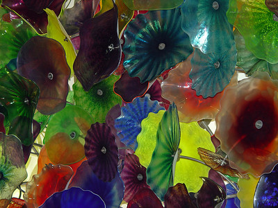 Las Vegas Bellagio Resort & Spa - Chihuly Glass