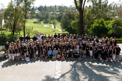 Rancho Bernardo Inn ... Group Photo