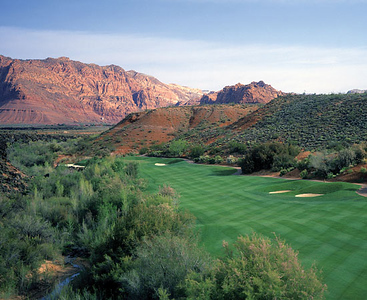 "Utah Red Mountain Spa -- 2007 Dr. Fuhrman Health Getaway -- Entrada Golf Course . . . Ctrl &  <a href=""http://www.RedMountainSpa.com"">http://www.RedMountainSpa.com</a> . . . Public domain photo from their website"