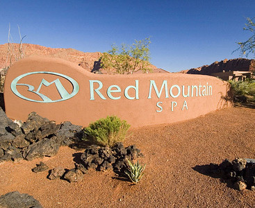 """Utah Red Mountain Spa -- 2007 Dr. Fuhrman Health Getaway -- Red Mountain Spa Entrance . . . Ctrl &  <a href=""""http://www.RedMountainSpa.com"""">http://www.RedMountainSpa.com</a> . . . Public domain photo from their website"""