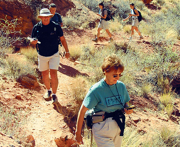 "Utah Red Mountain Spa -- 2007 Dr. Fuhrman Health Getaway -- Geocaching Expedition . . . Ctrl &  <a href=""http://www.RedMountainSpa.com"">http://www.RedMountainSpa.com</a> . . . Public domain photo from their website"