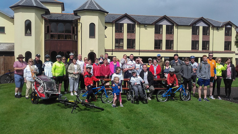 Waterford Greenway Cycle