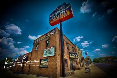 Ricks's Smokehouse & Grill, Terre Haute, IN 1