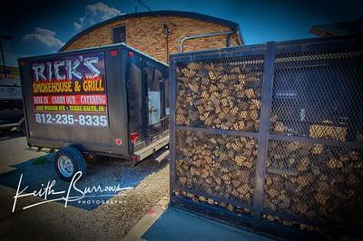 Ricks's Smokehouse & Grill, Terre Haute, IN 16