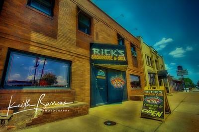 Ricks's Smokehouse & Grill, Terre Haute, IN 20