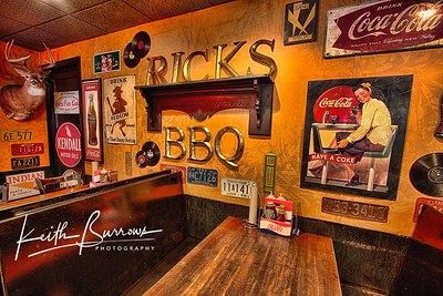 Ricks's Smokehouse & Grill, Terre Haute, IN 14