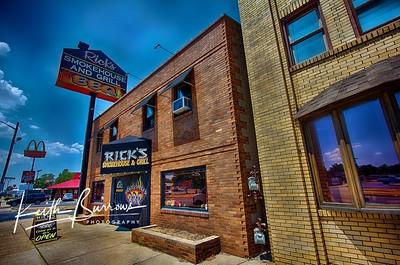 Ricks's Smokehouse & Grill, Terre Haute, IN 22